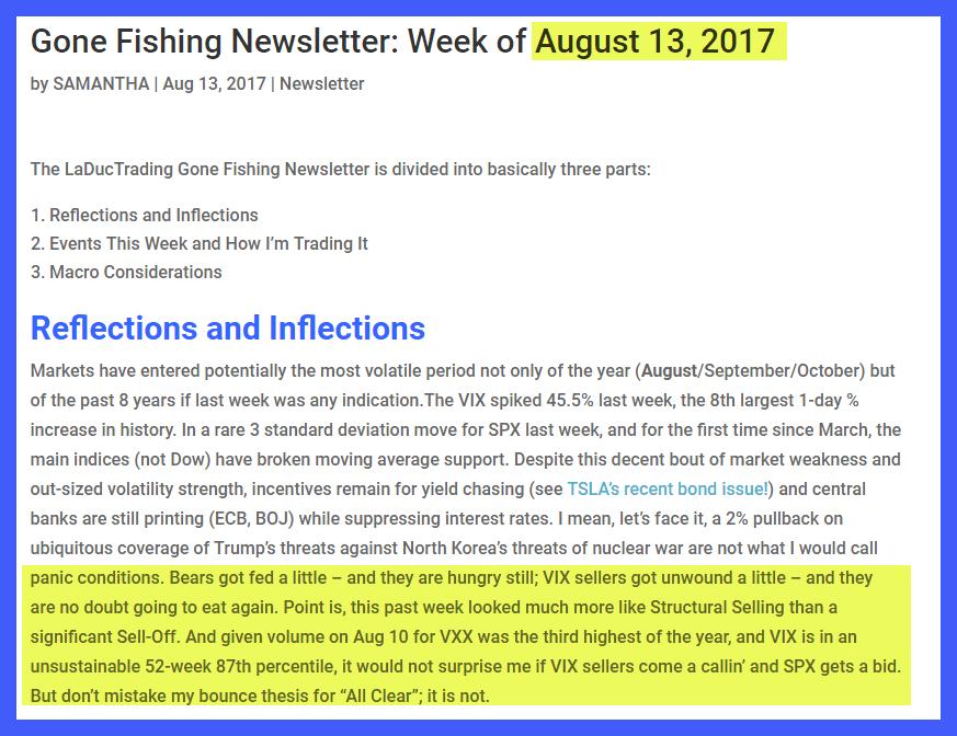 My Macro-to-Micro Newsletter UNLOCKED: August 6, 2017