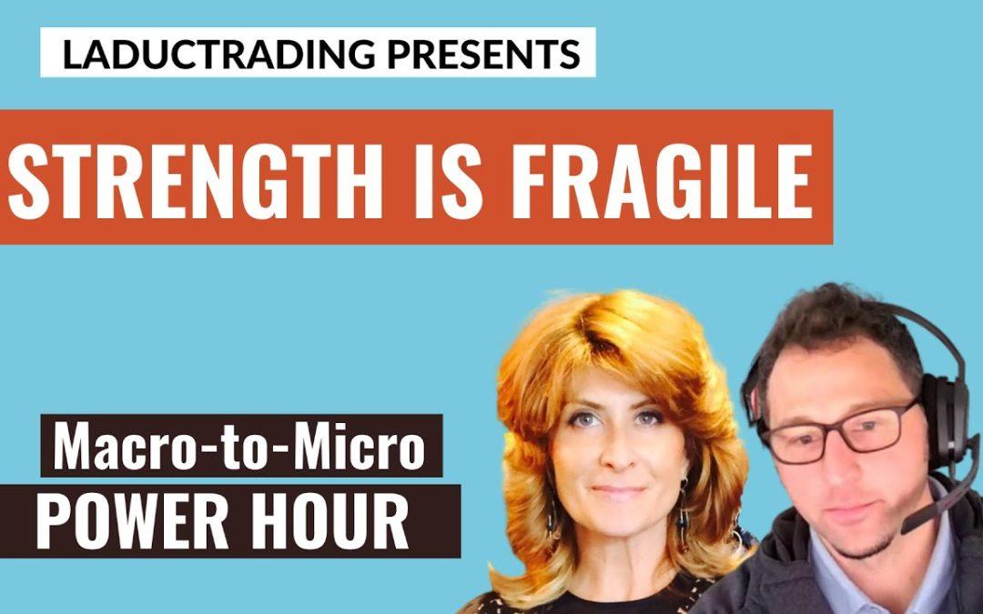 Macro-to-Micro Power Hour: Strength is Fragile
